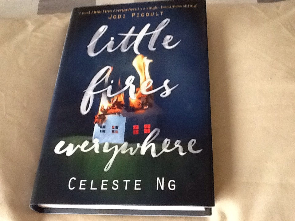 Little fires everywhere by Celeste NG (hardback)