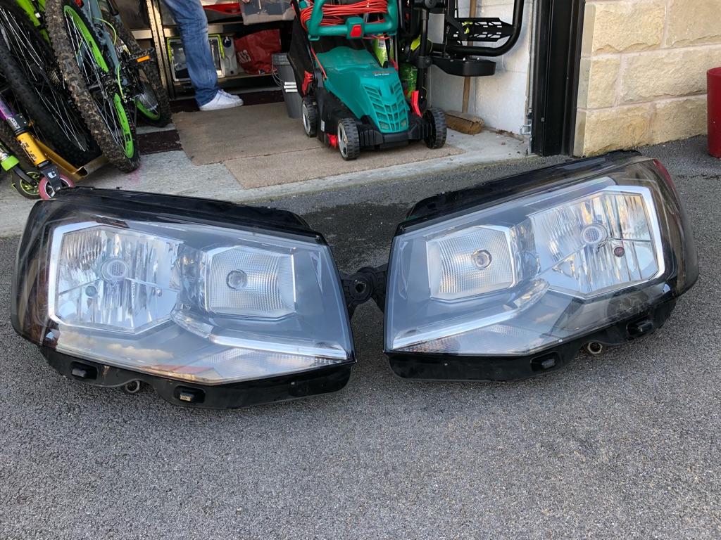 Genuine T6 Headlights