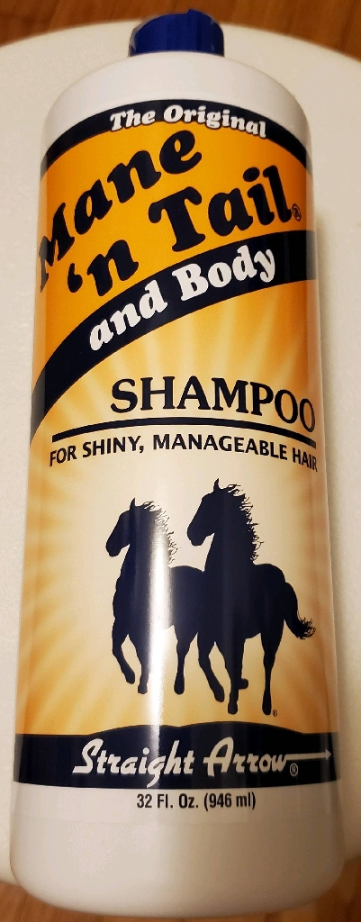 Mane 'n Tail and Body Shampoo, 32 Ounce