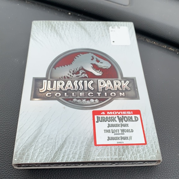 Jurassic Park Collection