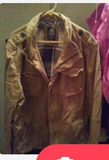 Columbia jacket and hoodie