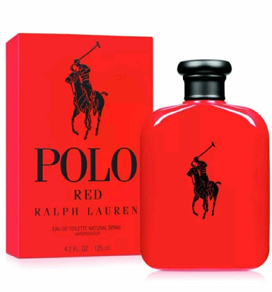 Polo By Ralph Lauren Cologne Red&Blue
