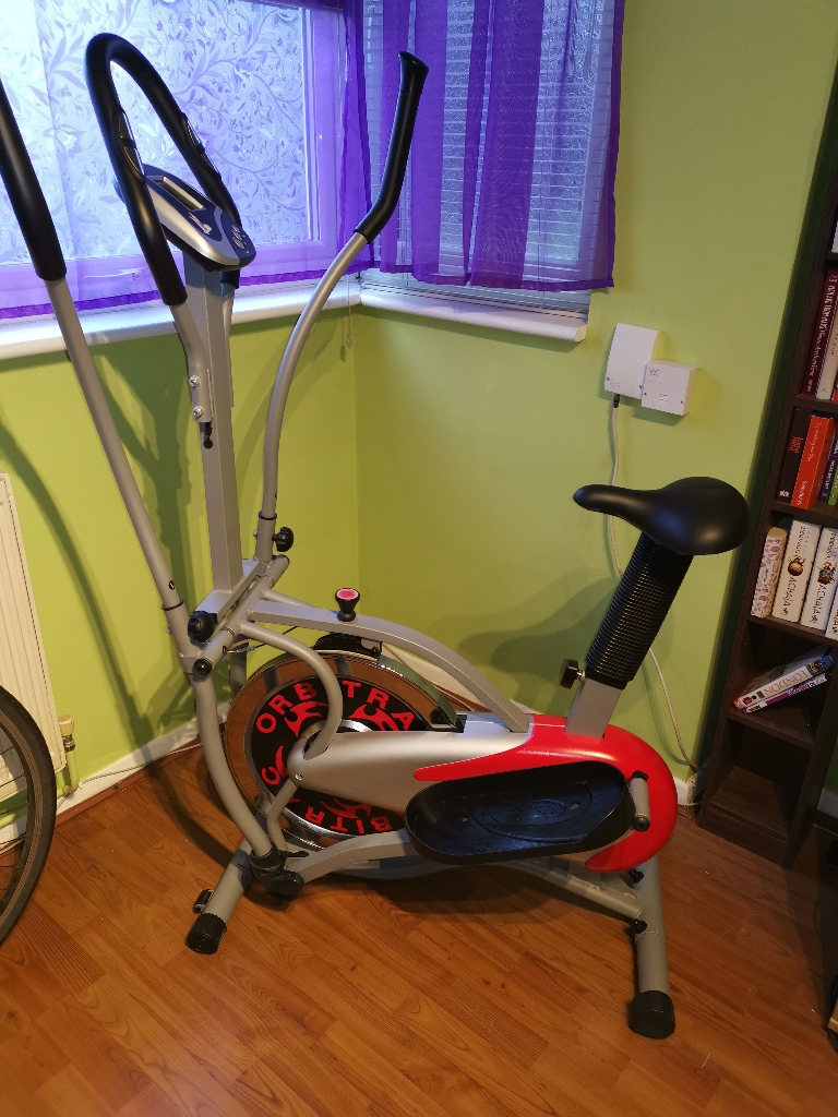 Bicycle /Cross trainer