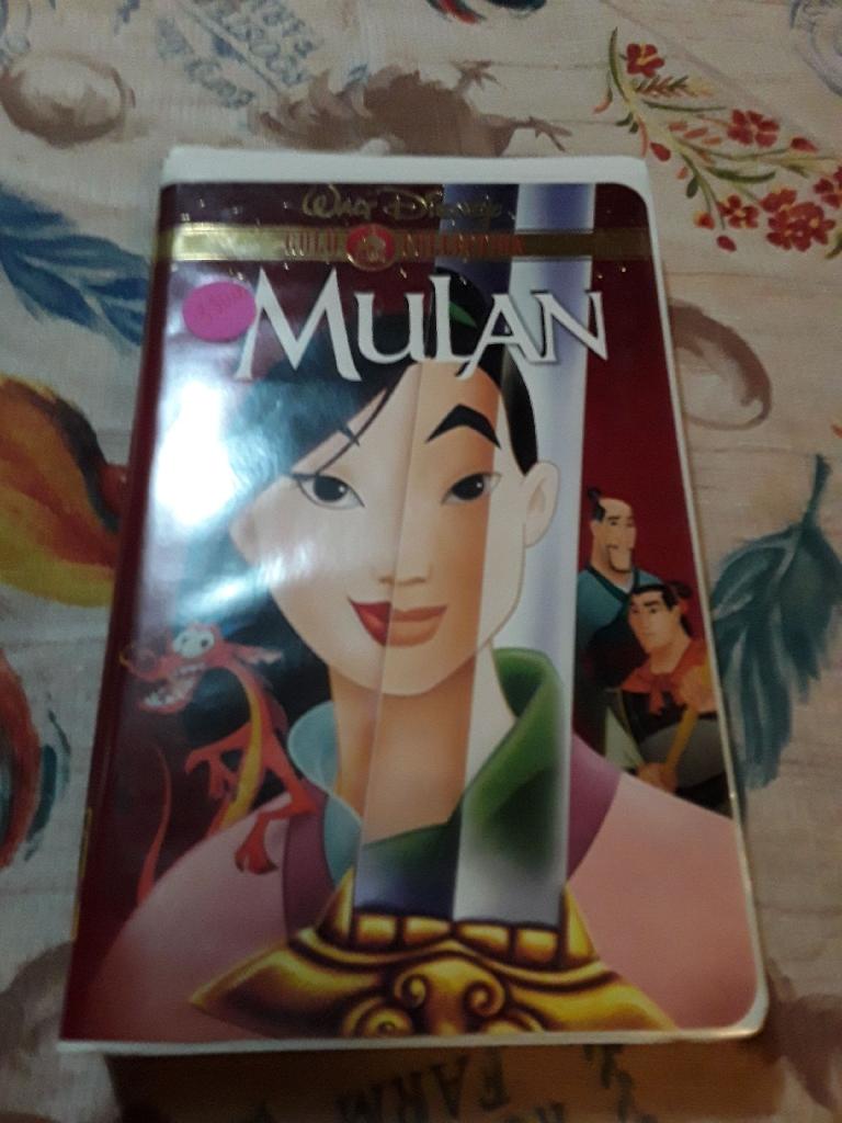Walt Disneys Classic Mulan Gokd Edition