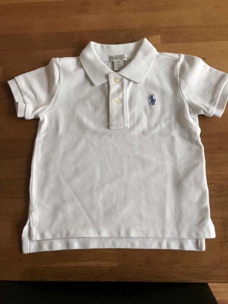 Genuine Ralph Lauren polo 18 months