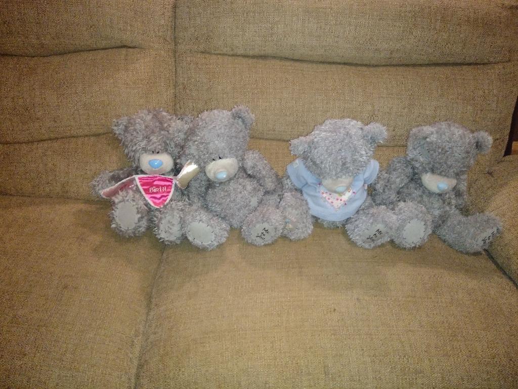 Me To You Bears x13