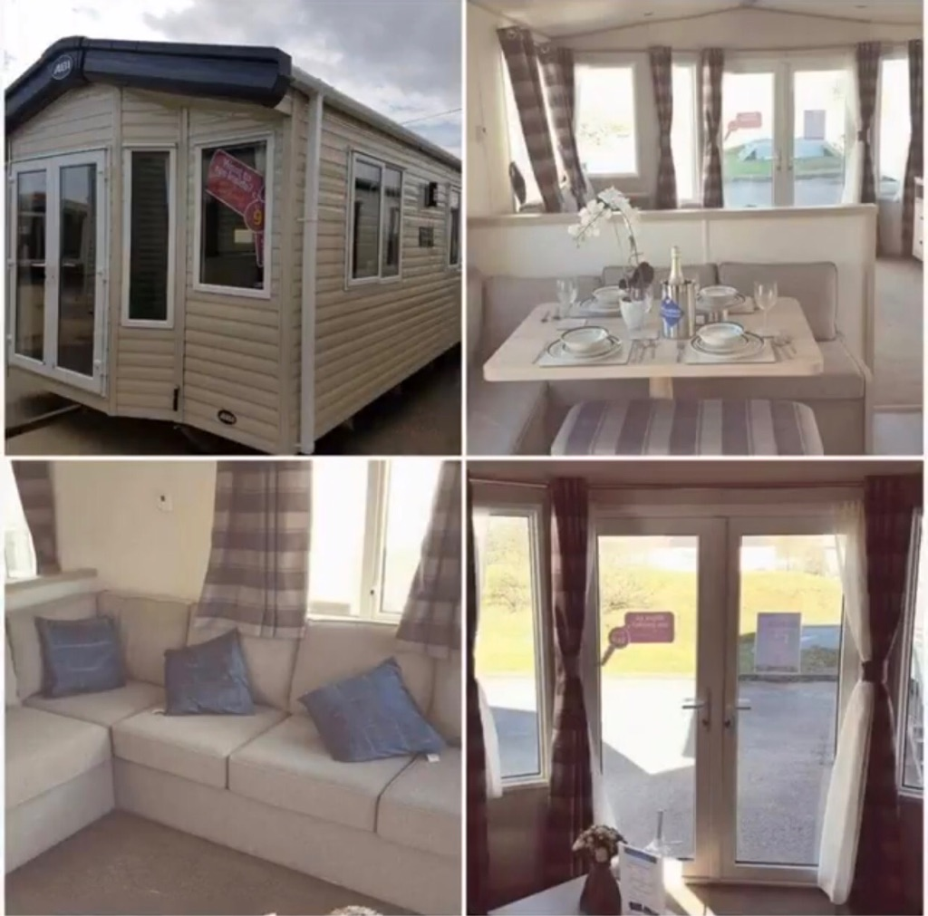 Caravan Homes and Lodges
