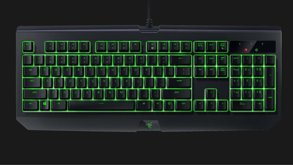 Razer Naga Trinity Mouse and BlackWidow Ultimate Keyboard