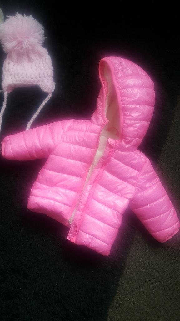 Coats 0-3 months