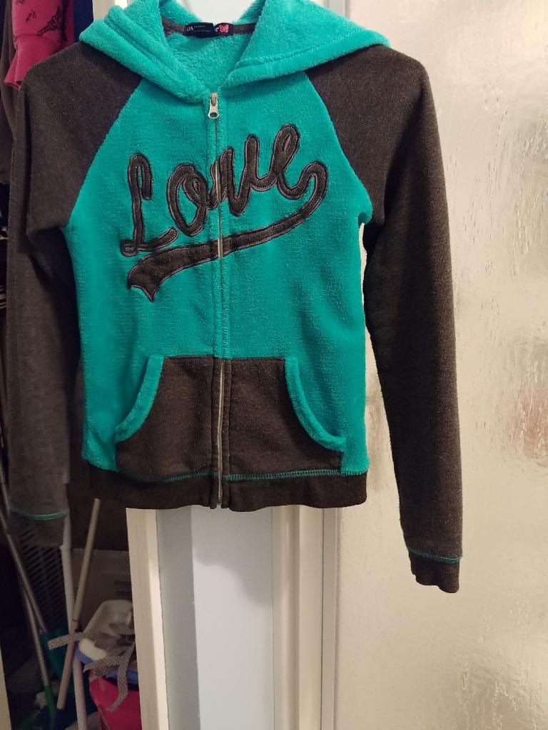 Girls jacket lg.