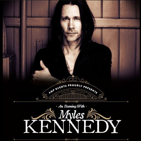 X2 Myles Kennedy tickets 7th July in Liverpool