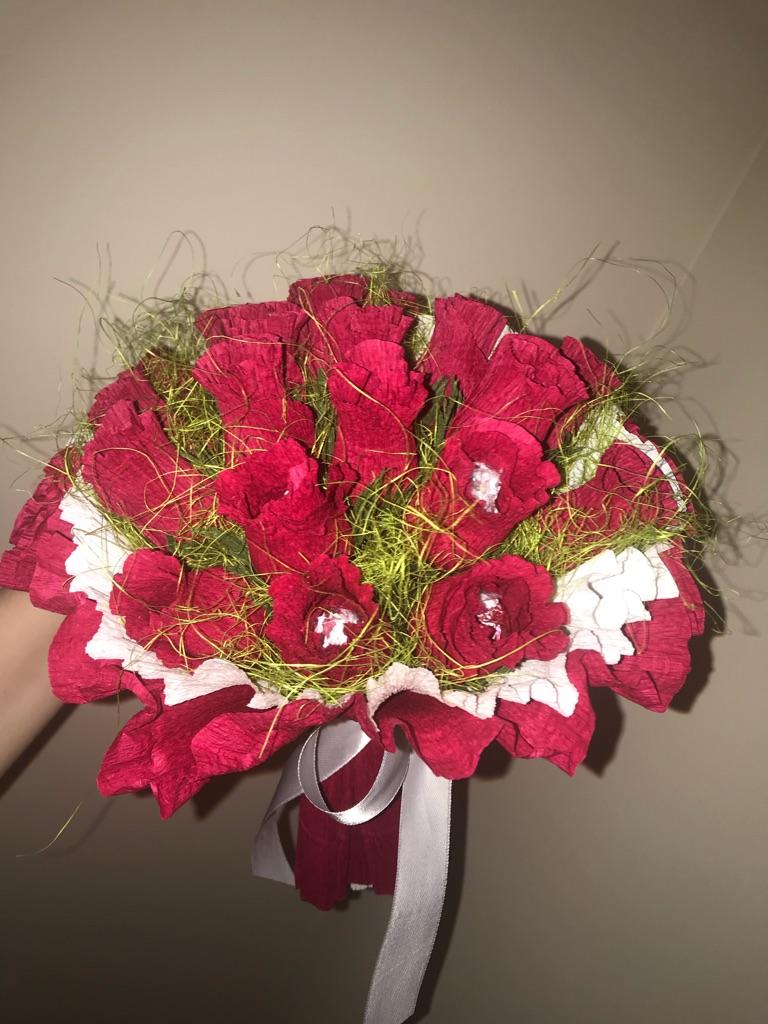 Handmade sweet bouquets 💐