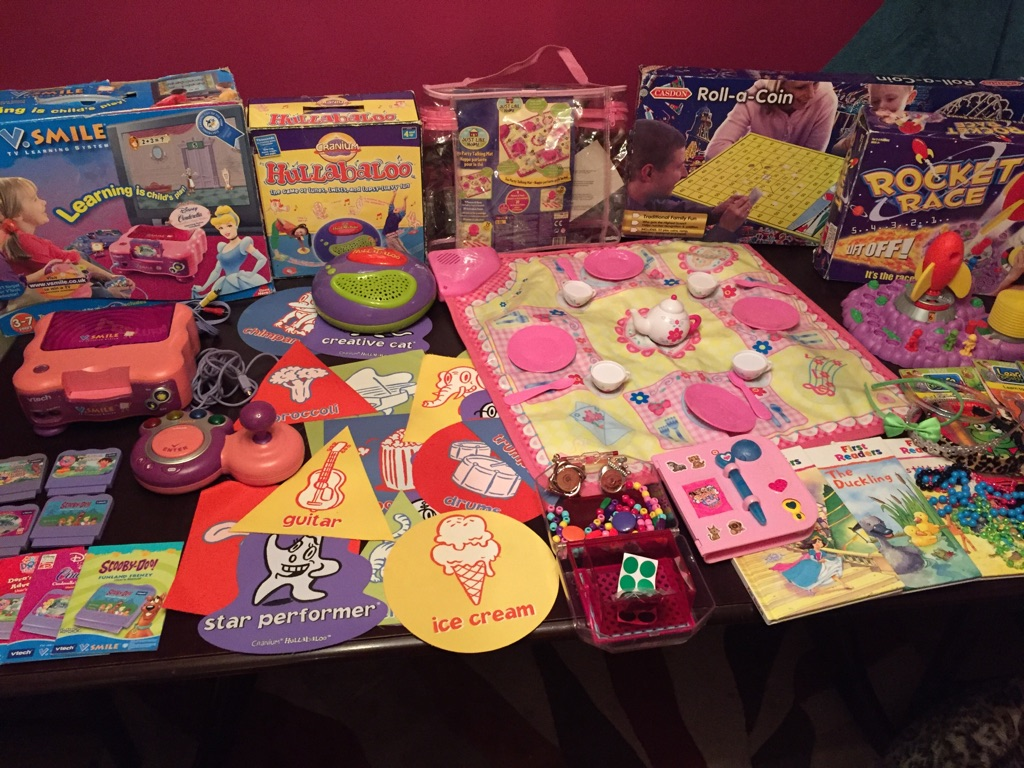 A Fantastic Bundle Of Children's/ Christmas Toys
