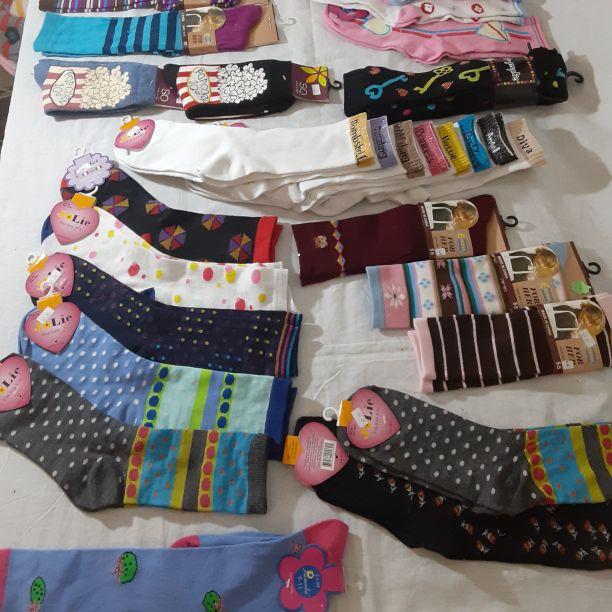 Ladies Knee Socks