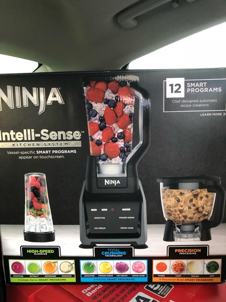 Ninja Intelli-Sense Kitchen System