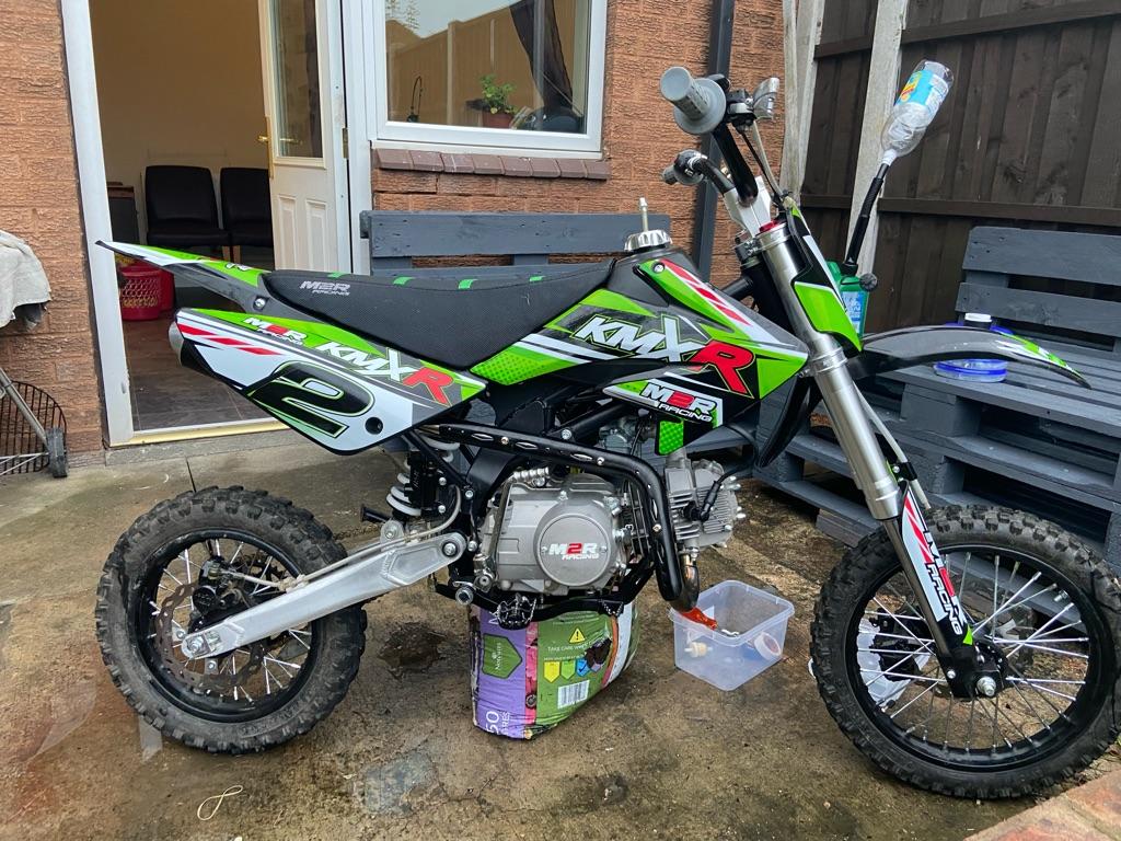 2021 fun bikes kmxr125
