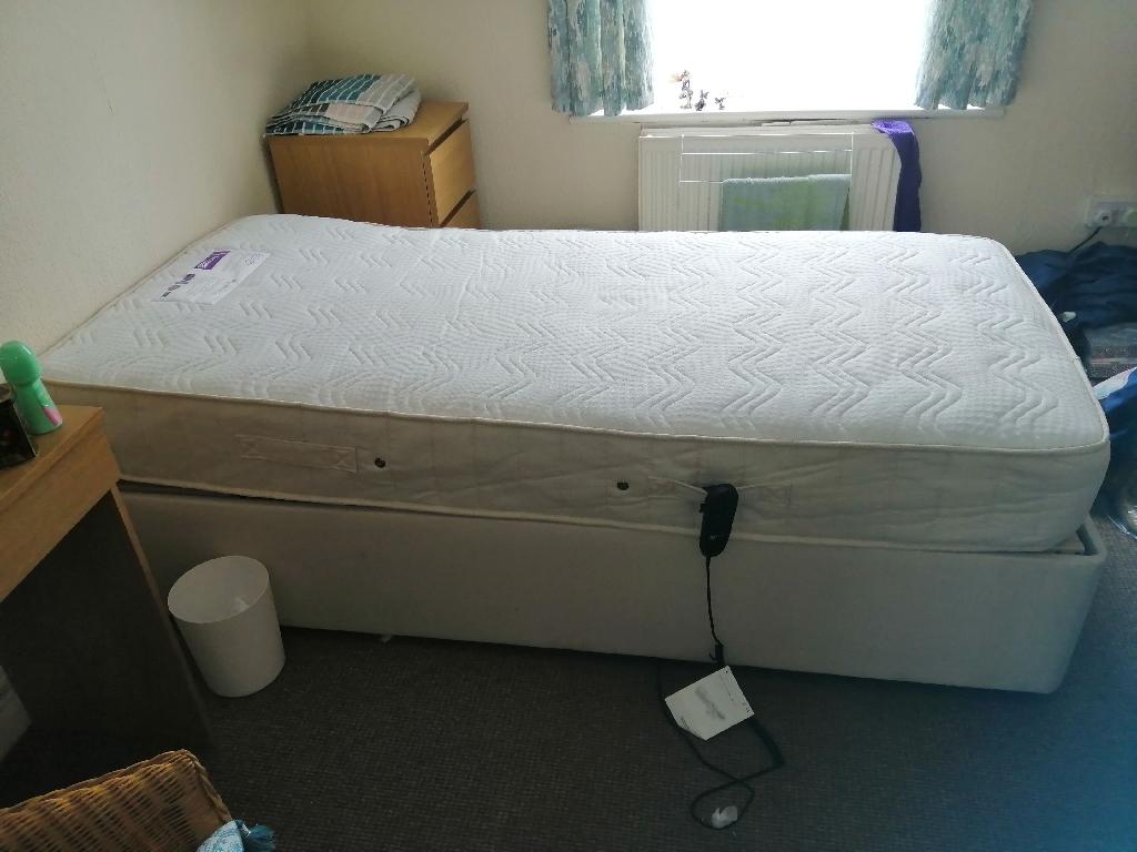 Electric Divan Bed