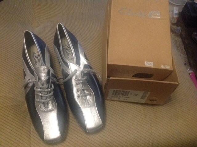 Ladies wedge shoes brand new