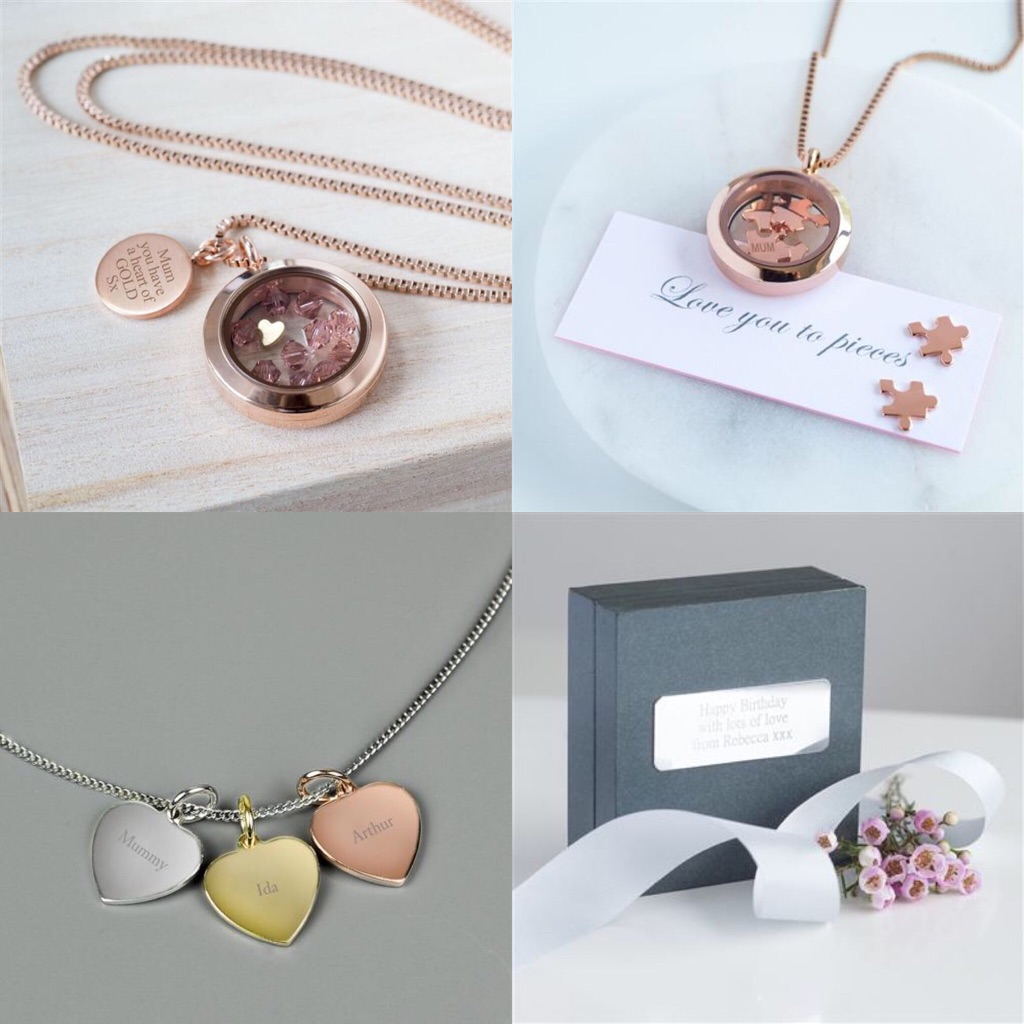 Stunning Personalised Necklaces