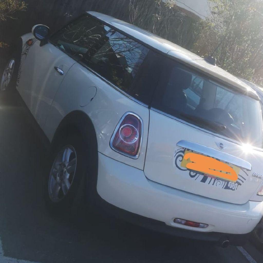 Mini Cooper chilli sports 2011 auto