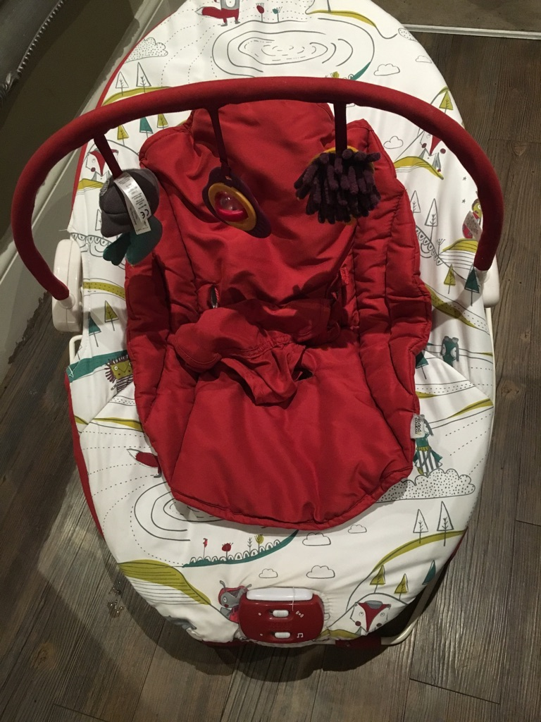 Mamas & Papas baby bouncer