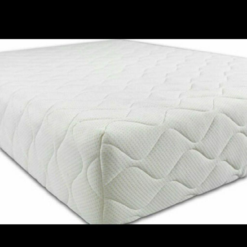 Memory foam mattress king size