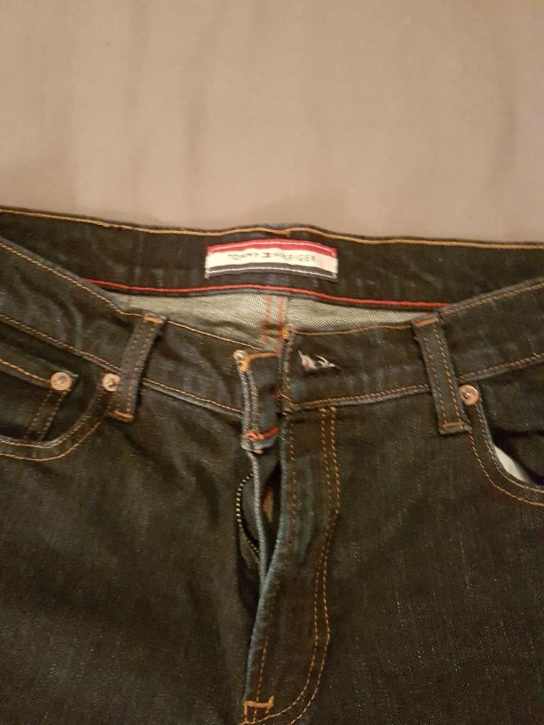 Mens Tommy Hilfiger jeans