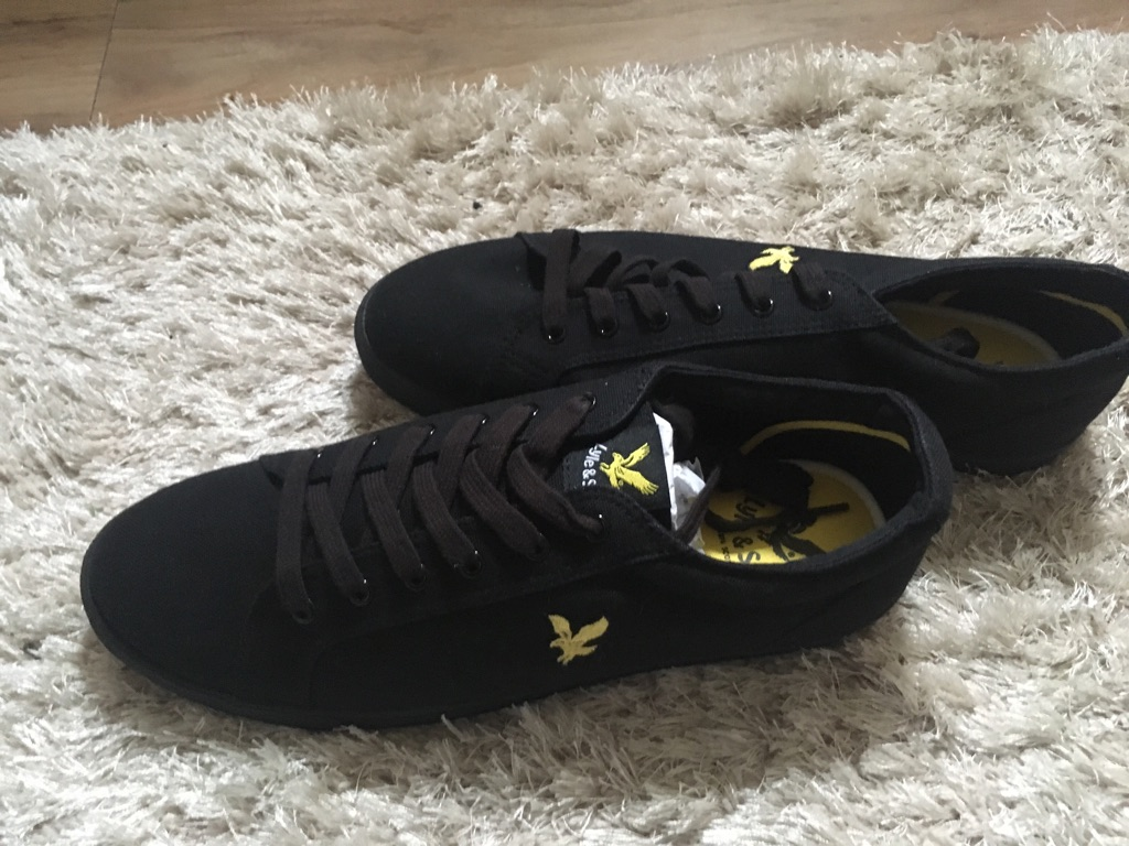 Lyle and Scott Men's trainers