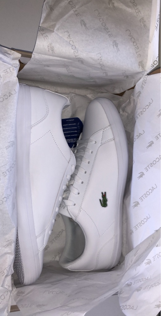 Lacoste men's trainers