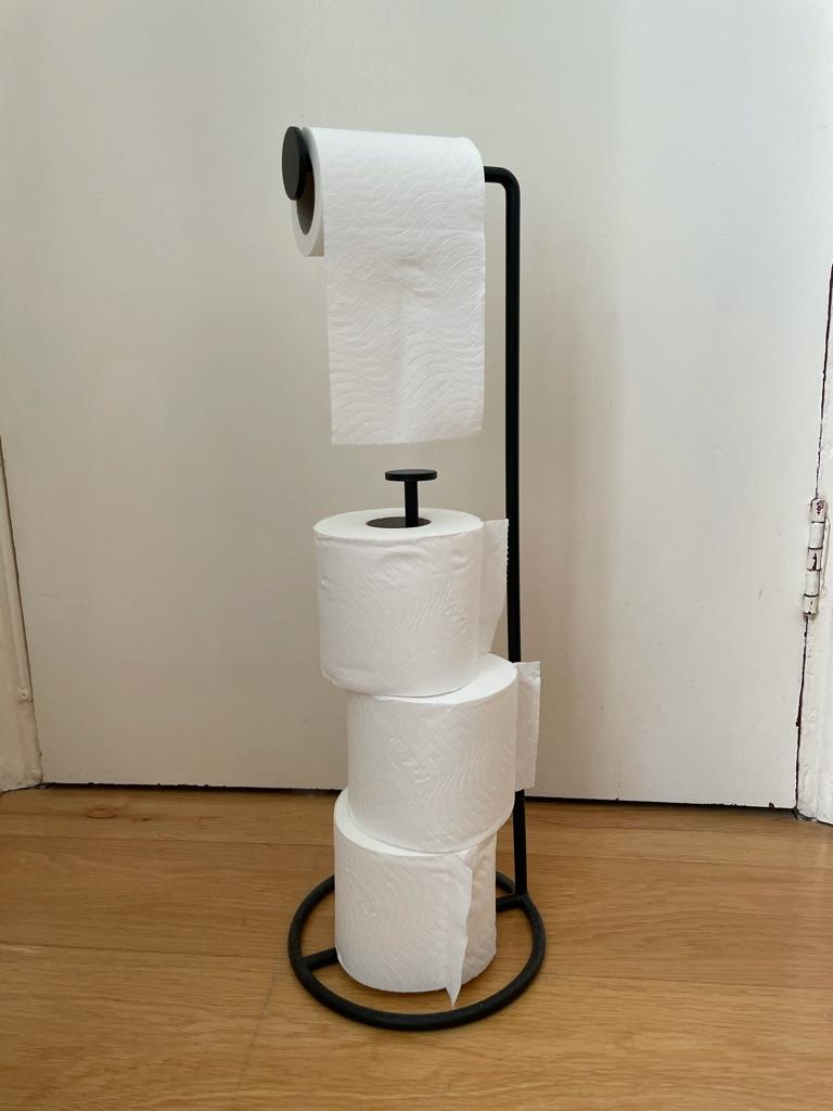 Freestanding toilet roll holder *NEW*