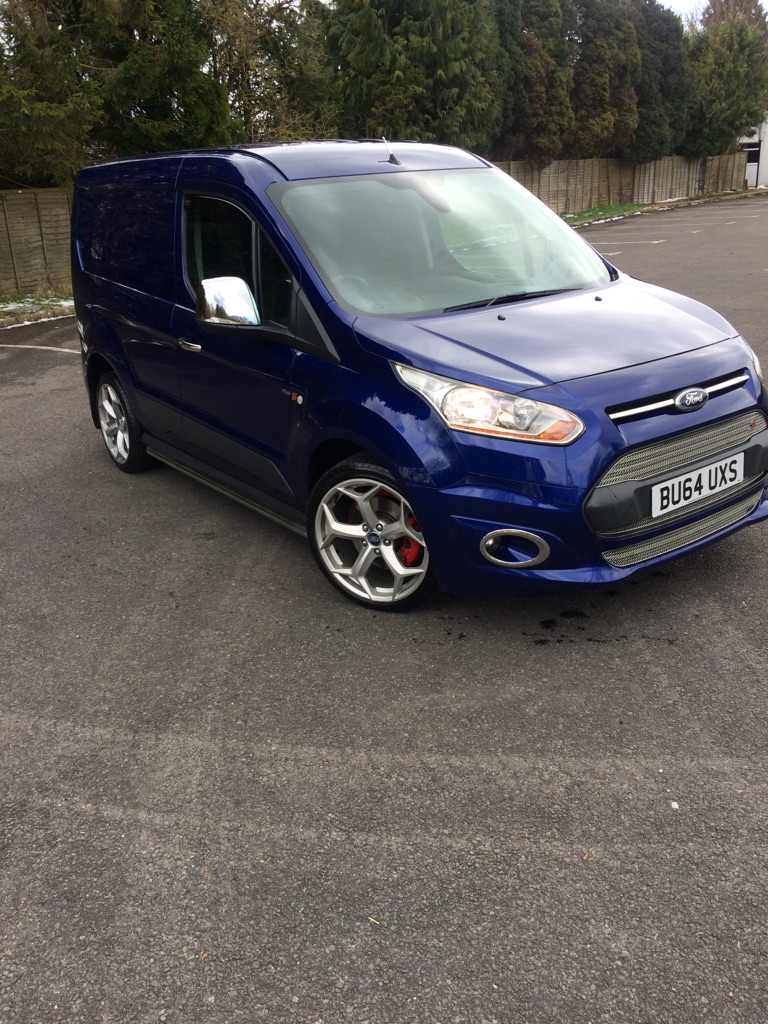 Ford transit connect L200 trend