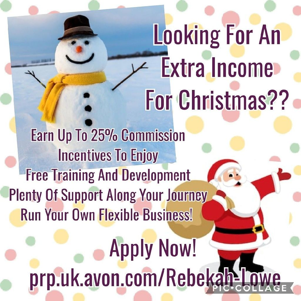 In need of an extra income?