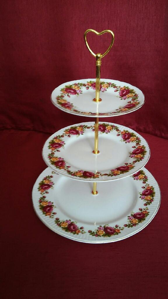 Vintage cakestands