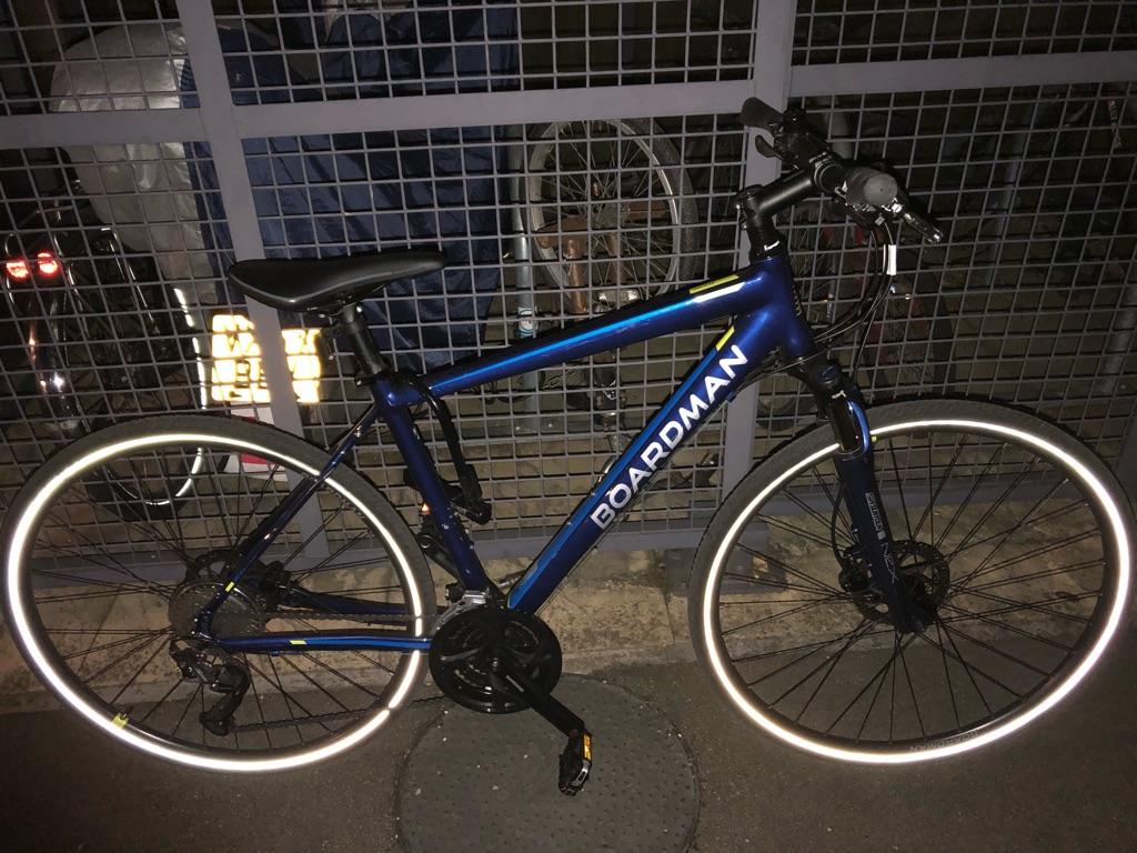Boardman MTX 8.6 Blue Men's Bike