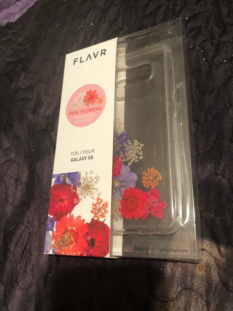 Flavr Samsung Galaxy S8 Iplate Case Cover