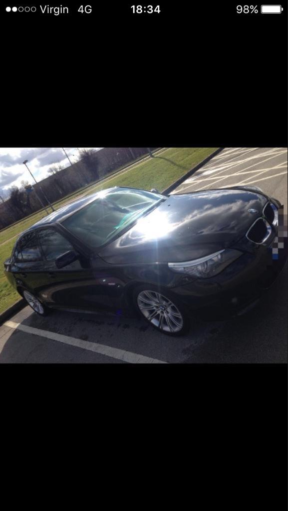 BMW 520d M-SPORT - £4,200