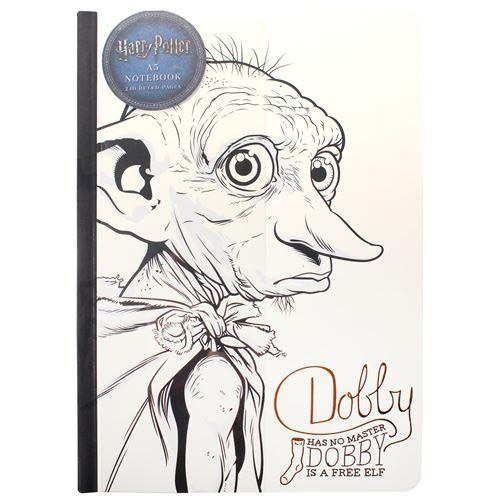 Dobby Harry Potter A5 notebook