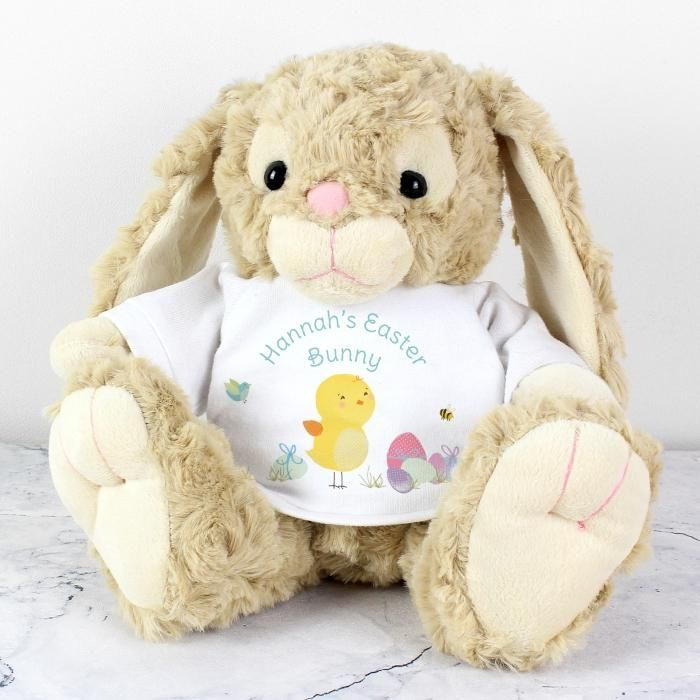 Personalised Easter Rabbit