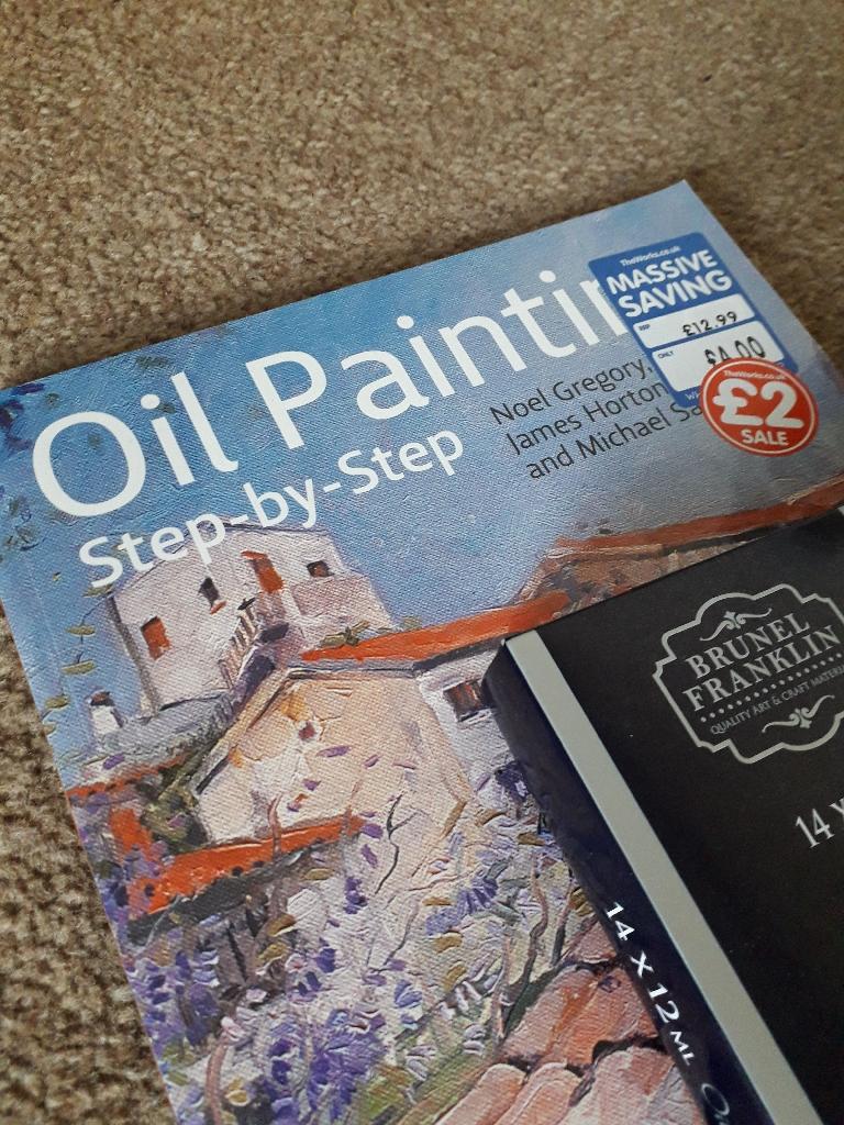 Oil Painting Starter Kit