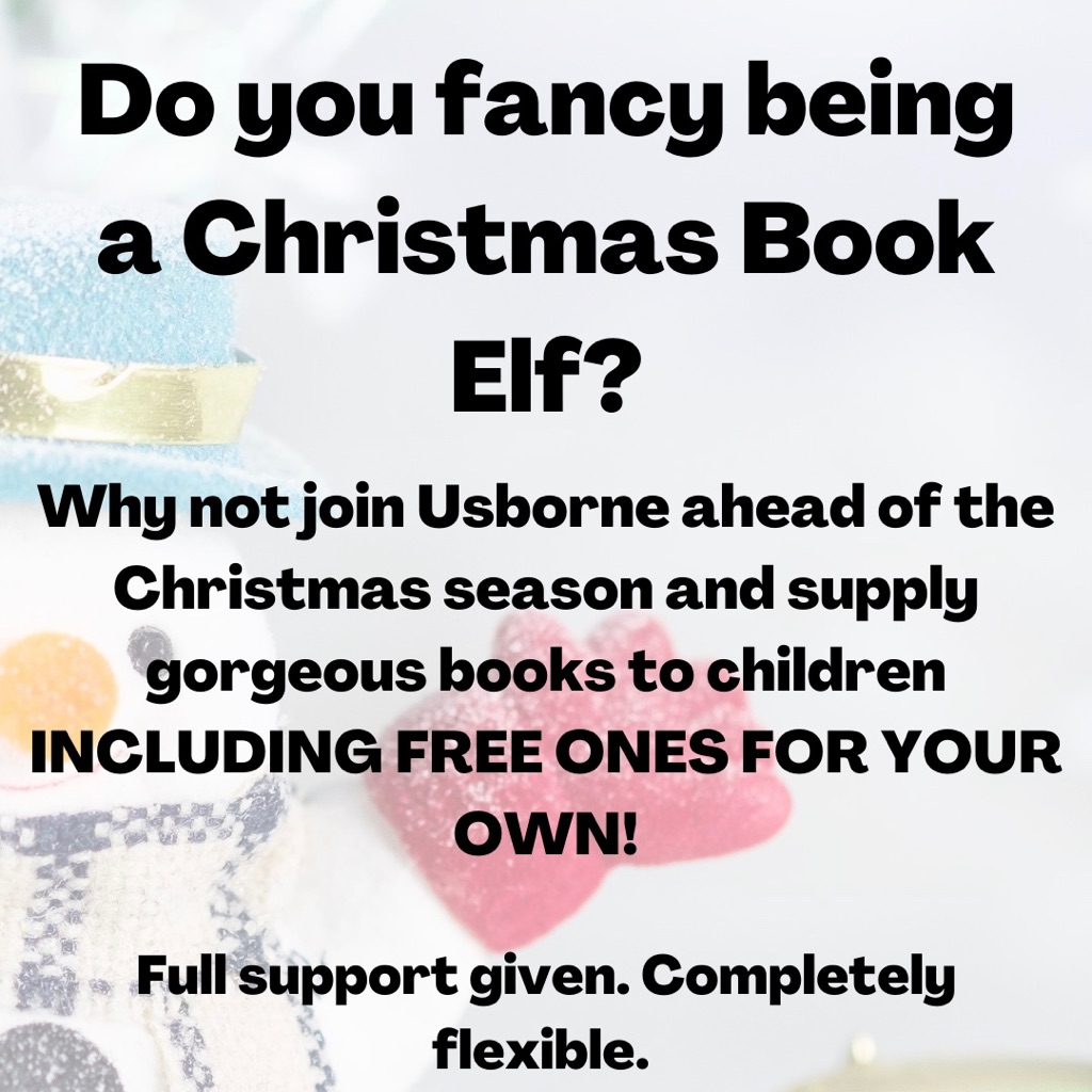 Fancy being a Christmas book elf?