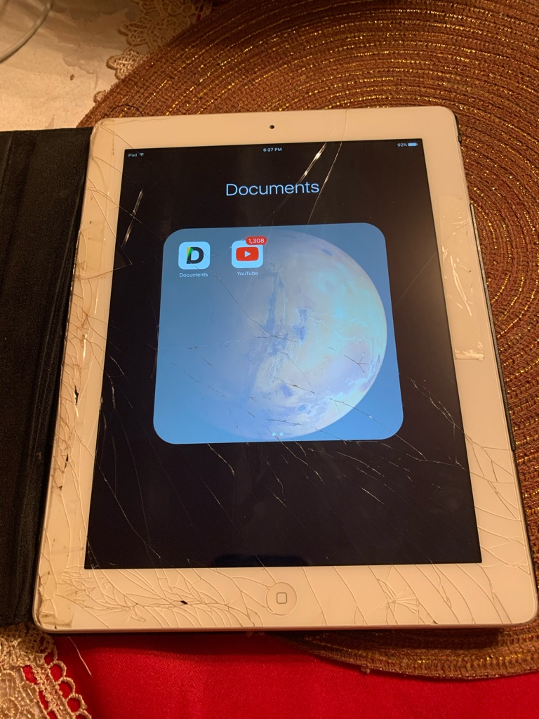 iPad 4 th generation