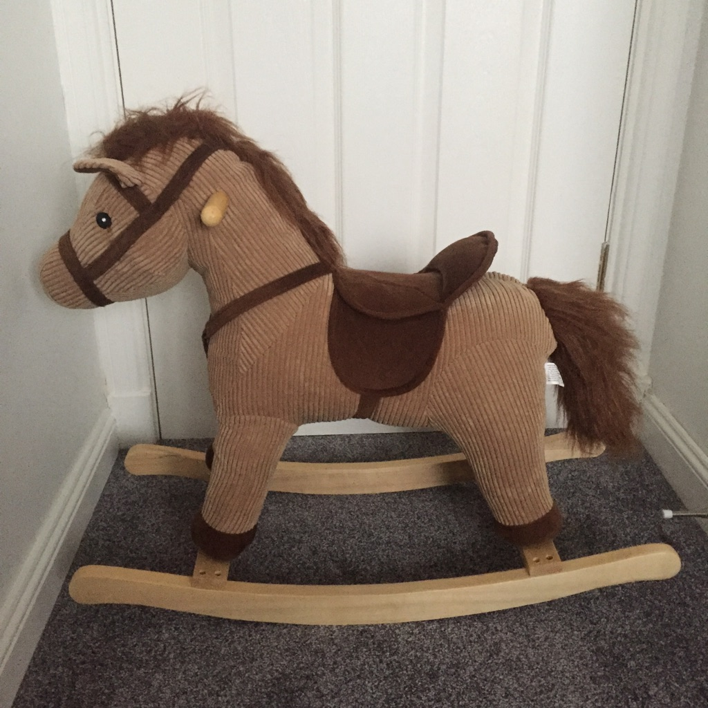 Chad Valley rocking horse