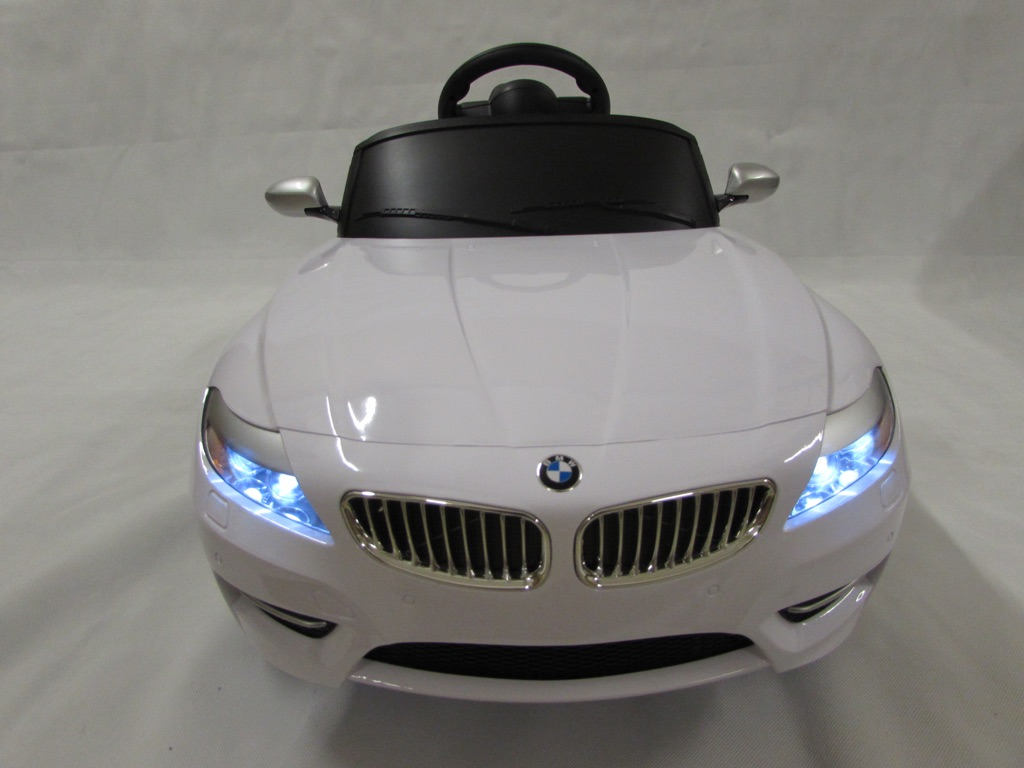 Bmw Z4 licensed 6v ride on cars with parental controls
