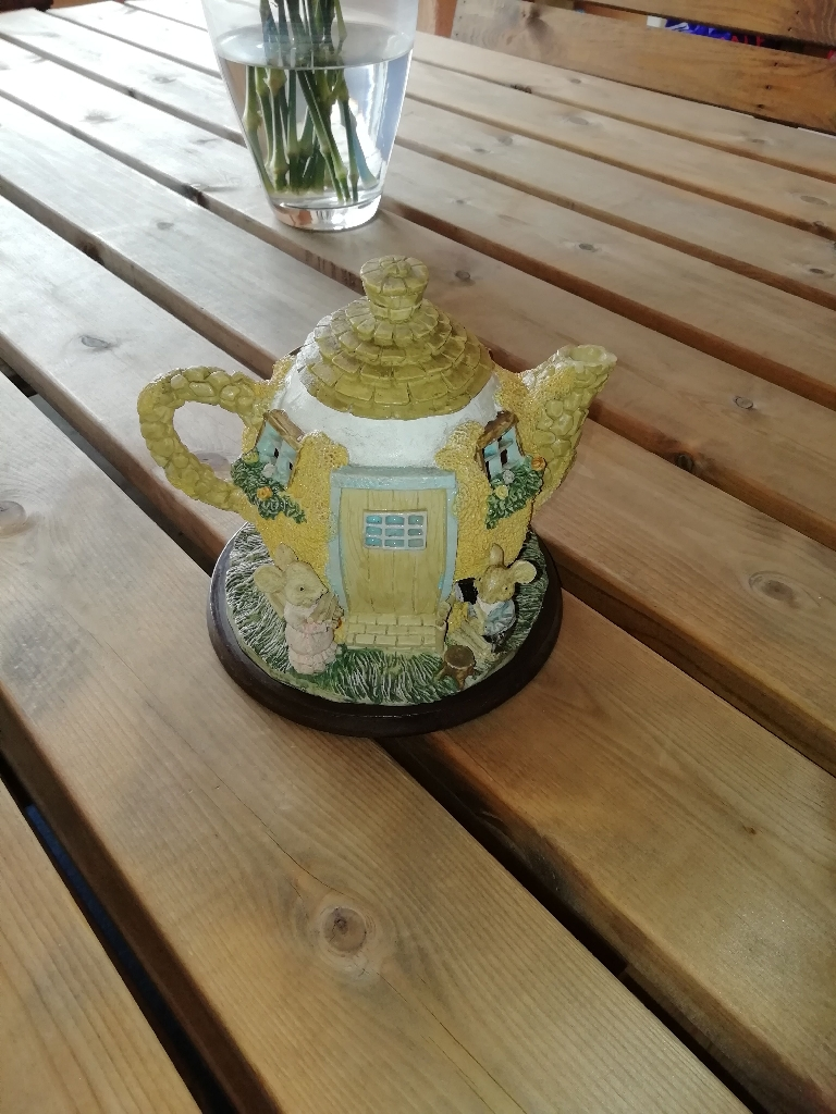 Collectable teapot