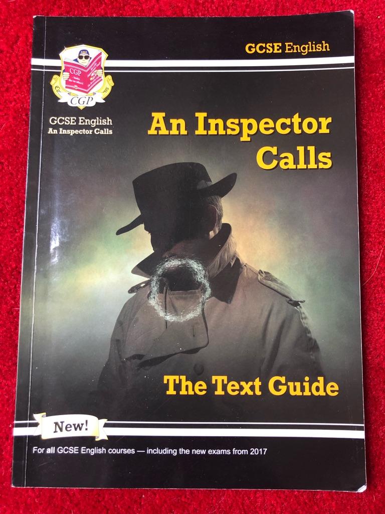 GCSE English An Inspector Calls