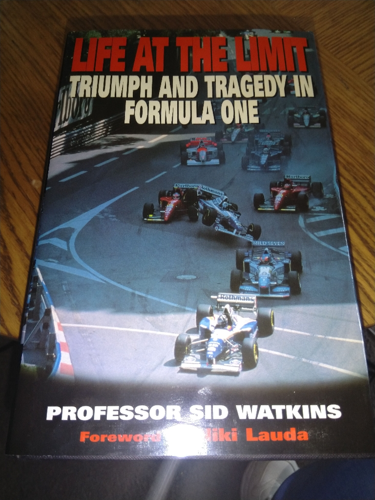 3 formula 1 books