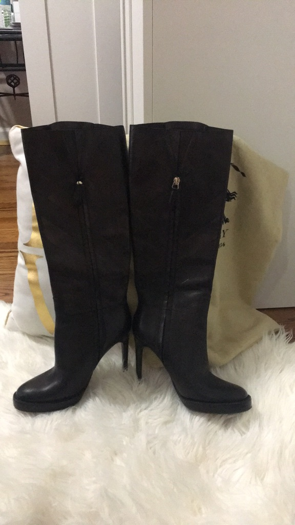 Burberry Boots Size 5