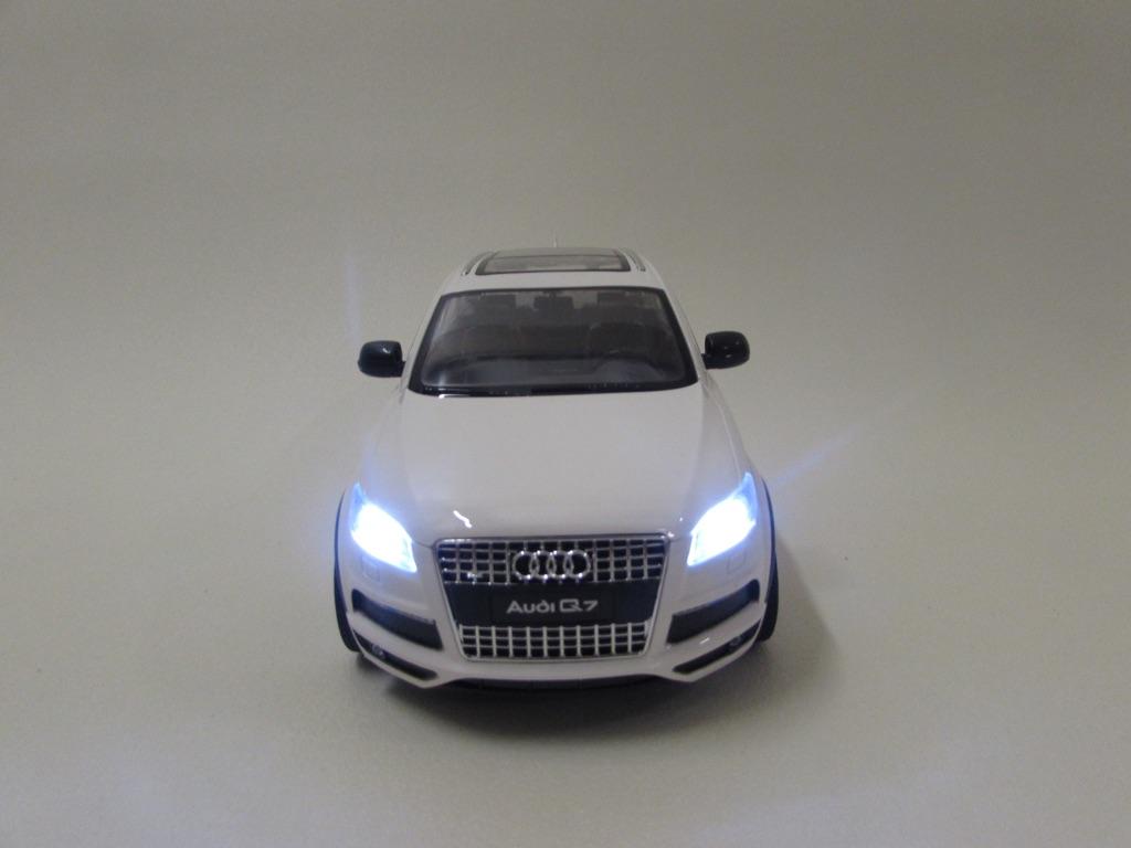 Audi Q7 remote control cars