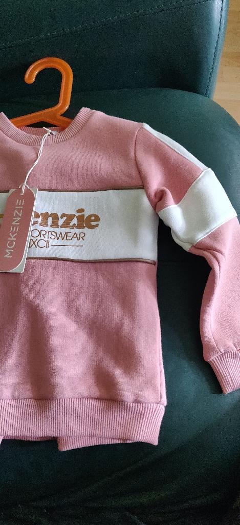 Baby girl's mckenzie tracksuit