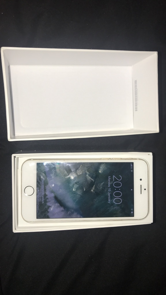 RAFFLE for rose gold iPhone 6